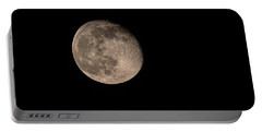 Moon 4-13-2017 Portable Battery Charger by Thomas Young