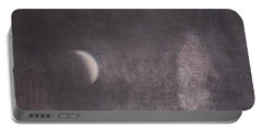 Moon And Friends Portable Battery Charger