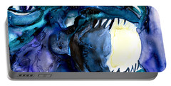 Moon Eater Dragon Lunar Eclipse Portable Battery Charger
