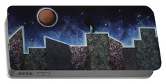 Moon Eclipse Portable Battery Charger