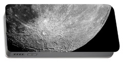 Moon Portable Battery Charger