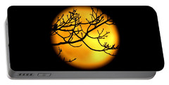 Moon In The Trees Portable Battery Charger