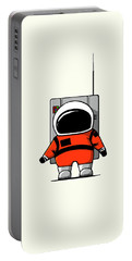 Moon Man Portable Battery Charger