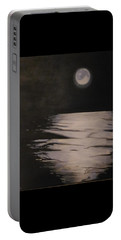 Moon Over The Wedge Portable Battery Charger