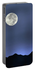 Moon Over Ko'olau Portable Battery Charger