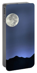 Moon Over Ko'olau Portable Battery Charger by Dan McManus