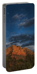 Moon Over Sedona Portable Battery Charger