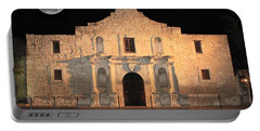 Moon Over The Alamo Portable Battery Charger