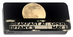 Moon Over Tiffany's Portable Battery Charger