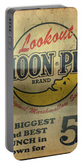 Moon Pie Antique Sign Portable Battery Charger