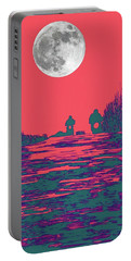 Moon Racers Portable Battery Charger
