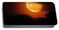Moon Rise Portable Battery Charger