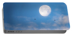 Moon Set Portable Battery Charger