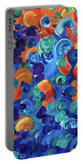 Moon Snails Back To School Portable Battery Charger