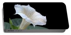 Moonflower - Rain Drops Portable Battery Charger