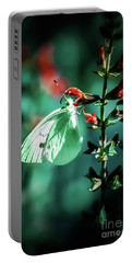 Moonlight Butterfly Portable Battery Charger