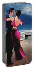 Moonlight Dance Portable Battery Charger