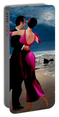 Moonlight Dance V2 Portable Battery Charger by Ron Chambers
