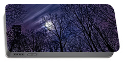 Moonlight Glow Portable Battery Charger
