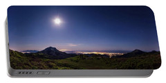 Moonlight Panorama Portable Battery Charger