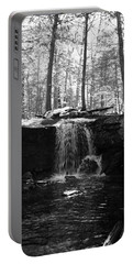 Moonlight Waterfall Portable Battery Charger