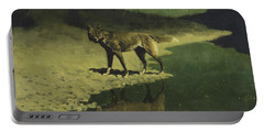 Moonlight, Wolf Portable Battery Charger