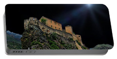 Moonlit Castle Portable Battery Charger