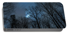 Moonlit Sky Portable Battery Charger
