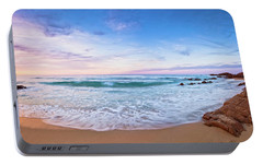 Portable Battery Charger featuring the photograph Bunker Bay Sunset, Margaret River by Dave Catley