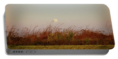 Moonscape Evening Shades Portable Battery Charger
