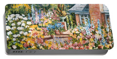 Moore's Garden Portable Battery Charger