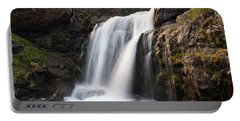 Moose Falls Yellowstone National Park Portable Battery Charger