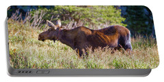 Moose In Waiting Portable Battery Charger