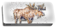 Moose-sticks Portable Battery Charger