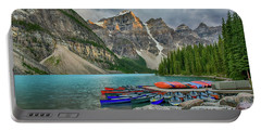 Moraine Lake Portable Battery Charger