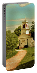 Moravian Church Portable Battery Charger