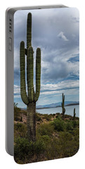 Portable Battery Charger featuring the photograph More Beauty Of The Southwest  by Saija Lehtonen