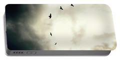 Big Sky Crows Portable Battery Charger