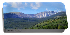 More Montana Mountains Portable Battery Charger
