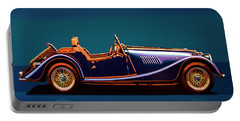 Morgan Roadster 2004 Painting Portable Battery Charger