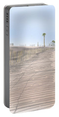Morning At Edisto Island Campground  Portable Battery Charger