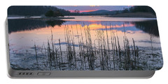 Morning Calmness Portable Battery Charger