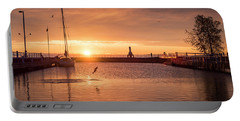 Morning Catch Portable Battery Charger