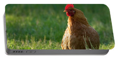 Morning Chicken Portable Battery Charger
