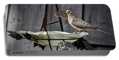 Morning Dove Portable Battery Charger