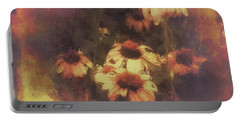 Morning Fire - Fierce Flower Beauty Portable Battery Charger