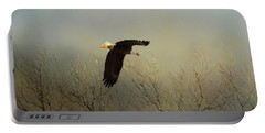 Morning Flight Portable Battery Charger by TnBackroadsPhotos