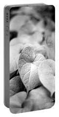 Morning Glory Vines Portable Battery Charger