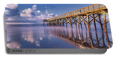 Morning Gold - Isle Of Palms, Sc Portable Battery Charger