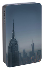 New York City Skyline Portable Battery Chargers